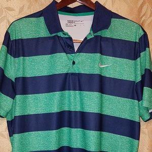 🏌️♂️ Nike Golf Dri-Fit polyester shirt L ⛳